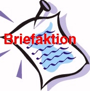 Logo Briefaktion